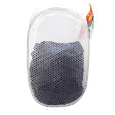 grey laundry hamper pop up laundry hamper u2013 includes homemade stain removal recipe