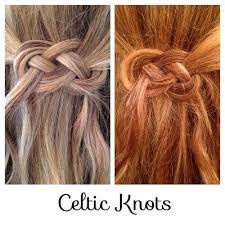 celtic wedding hairstyles the 25 best celtic knot hair ideas on pinterest easy image for