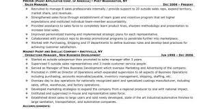 sample financial resume resume cv cover letterfinancial advisor