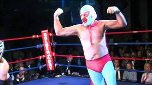 nacho libre costume mitt romney in a nacho libre costume beats up a luchador