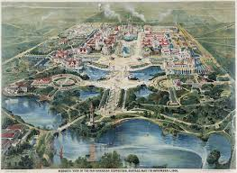 I Am America Map by Pan American Exposition Wikipedia