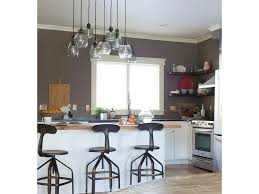 Kitchen Cabinet Pull Down Shelves Hardwood Flooring Large Farmhouse Kitchen Wood Top Islkitchen