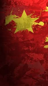 Chineses Flag Download Wallpaper 750x1334 China Flag Background Texture