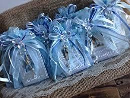 baptism favors baptism favors baby blue 12pc prayer books covered