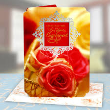 Congratulations On Engagement Card Congrats On Your Engagement Card At Best Prices In India