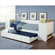 Trundle Beds For Sale Bedroom Wooden Bed With Trundle Intended For Encourage Wood White