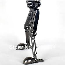 iron robot model handsome wedding gift handmade ornaments