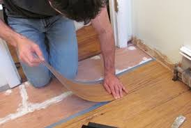 how to lay vinyl flooring for your home howtoxp com