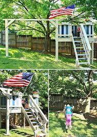 Kids Backyard Forts 16 Fabulous Backyard Playhouses Sure To Delight Your Kids