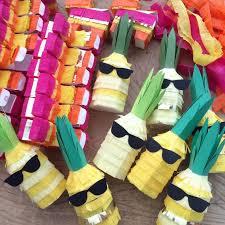 Spongebob Centerpiece Decorations by The 25 Best Pineapple Pinata Ideas On Pinterest
