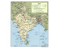 Map Of India And China by Maps Of India Detailed Map Of India In English Tourist Map