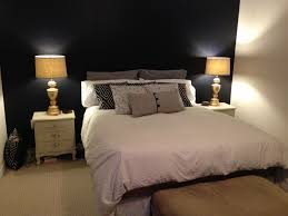 Decor With Accent Bedroom Wallpaper Full Hd Cool Black Bedroom With Accent Wall