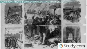 the working class during the industrial revolution growth