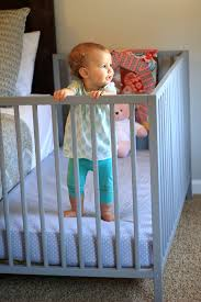 Cribs That Attach To Side Of Bed Diy Co Sleeper Review One Year Later Amanda Medlin