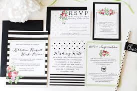 custom invitations modern whimsy avenue twenty one