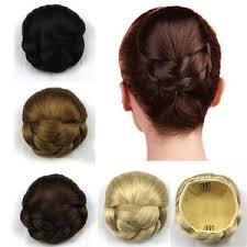 hair buns hair chignon synthetic hair bun hairpiece clip in hair buns hair