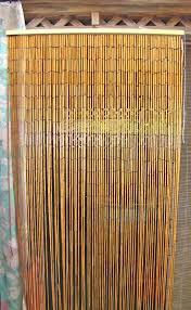 Bamboo Closet Door Curtains Fancy Bamboo Closet Door Curtains Decorating With Bamboo Closet
