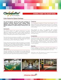 search industrial products chromaflo