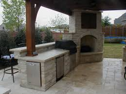 Design Outdoor Kitchen by Outdoor Kitchen And Fireplace Designs Kitchen Decor Design Ideas
