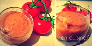recette cuisine gaspacho espagnol recette gaspacho andalou au thermomix en cuisine