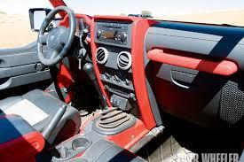 Jeep Wrangler Leather Interior 129 0909 03 Z 2009 Jeep Wrangler Jk Cab Interior Photo 24807902