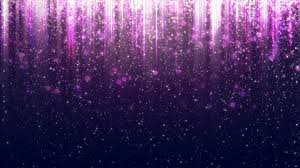 glowing purple lights are falling motion background videoblocks