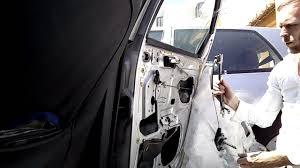 replace rear window winder manual on alfa romeo 156 sedan youtube