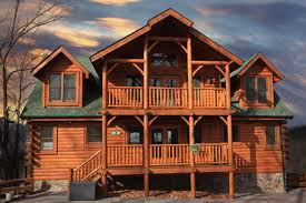 Bedroom Bedrooms Smoky Mountain Cabin Rentals - 5 bedroom cabins in pigeon forge tn