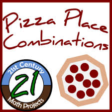 pizza place combinations combinations and permutations project