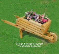 Landscape Timber Bench Planter Woodworking Plans Landscape Timber Wheelbarrow Planter