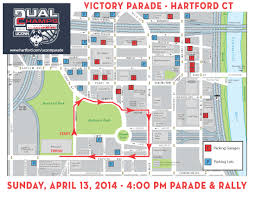 Uconn Storrs Map Championship Parade And Rally In Hartford Uconn Marching Band