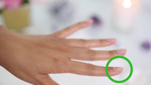 nail art white spots on nails meaning calcium deficiency after