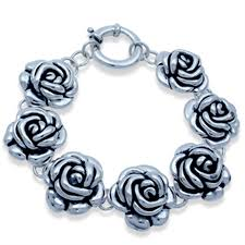silver rose bracelet jewelry images Electroform 925 sterling silver rose bracelet br0071220 aspx