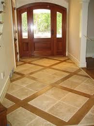 great way to mix hardwood floors tile hickmanwoods com
