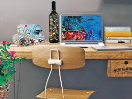 Diy Work Desk Diy Office Makeover How To Decorate Your Boring Work Desk