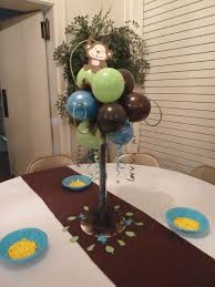 monkey baby shower decorations monkey baby shower decorations ideas adorable vision