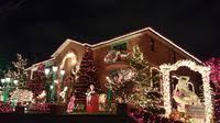 brooklyn christmas lights in dyker heights 2017 new york city