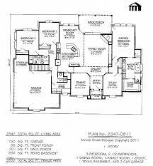 three bedroom two bath house plans house plan 4br 3 bath house pla hirota oboe