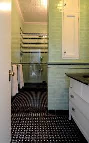 Green Tile Bathroom Ideas by 27 Best Serious About Subway Tile Images On Pinterest Home Room