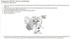 nissan altima ac compressor replacement 2004 honda crv ac compressor clutch ac gallery air conditioner