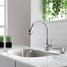 Kitchen Sink Faucets Kitchen Faucet Best Rated Pull Out Kitchen Faucets Industrial