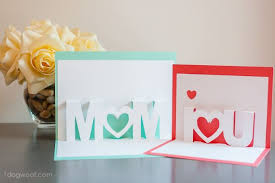 homemade mothers day greeting card ideas family holiday net