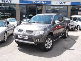 used mitsubishi l200 cars for sale motors co uk