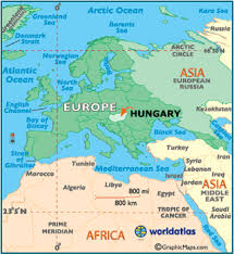 middle east map hungary hungary map geography of hungary map of hungary worldatlas