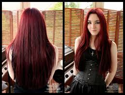 ideas for long red hair u2013 trendy hairstyles in the usa