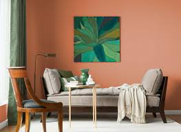 new terra cotta living rooms color glidden homes alternative