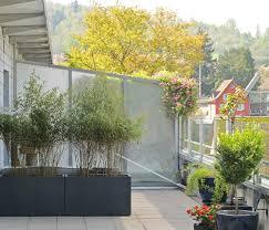 pflanzkasten mit sichtschutz