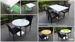 scratch resistant dining table customized table top scratch resistant quartz stone dining table