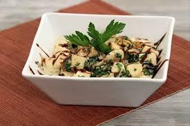 cuisiner du tofu recette de poêlée de tofu en persillade et chignons à la crème rapide