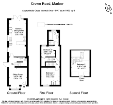 100 floor plans for semi detached houses crown road marlow